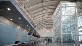 阿尔及尔新机场即将启用 由中国企业承建