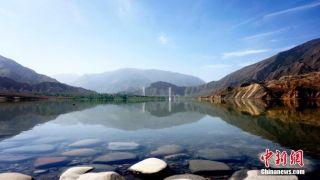 黄河青海段高原风景绝美 黄山阴雨后山峦云海壮丽