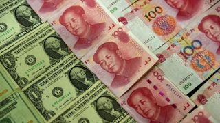 节后首日人民币汇率重挫:即期汇率逼近6.8后收复部分失地