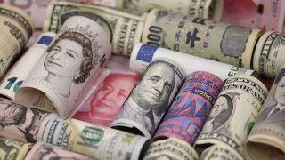 结束五连涨:4月中国外汇储备环比减少38亿美元