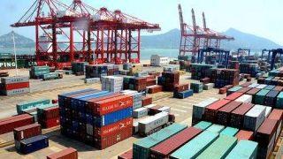 前4个月中国外贸进出口总值¥9.51万亿元 同比增4.3%