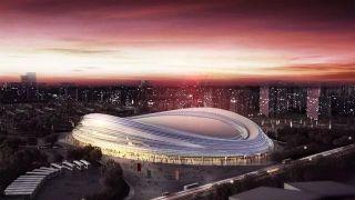比肩鸟巢、水立方!探秘中国又一巨型奥运场馆