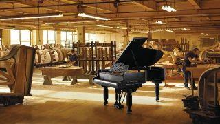 斯坦威钢琴工厂直销 年度最大折扣!150台钢琴仅三天!