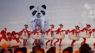 北京冬奥会倒计时1000天 中国冬奥军团誓师
