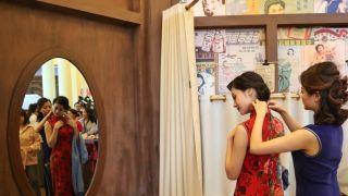 中国品牌日开幕 老字号唤起消费者的美好回忆
