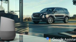 现代汽车与Google智能助理流畅结合