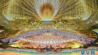亚洲文化嘉年华在北京举行 成龙、郑智薰等登台表演