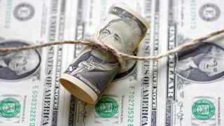 中国4个月来首次减持美债104亿美元 持仓降至两年来低点