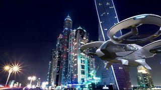 真的要上天了!深圳探索空中交通 打造智能交通城市