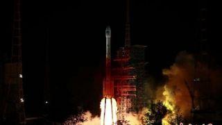 中国成功发射第45颗北斗导航卫星