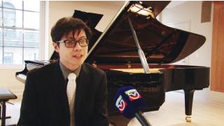 """【视频】""""钢琴神童""""雅马哈艺术家孙梅庭谈如何学琴"""