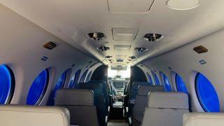 空中国王350型客机在中国实现高高原验证飞行