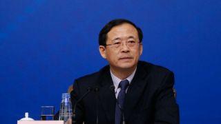 中纪委:原证监会主席刘士余涉嫌违纪违法 主动投案