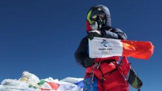 孙义全第三次成功登顶珠峰 创中国民间登顶纪录