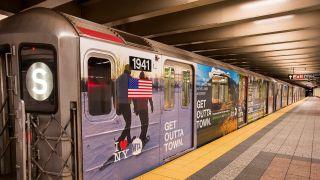 刷信用卡坐地铁? MTA宣布采用银行卡感应支付 各大行跟进