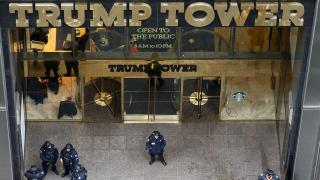新泽西华男被捕 被控支持恐怖主义并威胁炸川普大厦