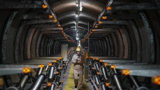 """大数据、物联网、人工智能……江苏这条电缆隧道满是""""黑科技"""""""