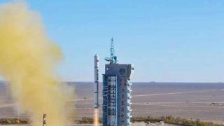 中国遥感三十三号卫星发射失利