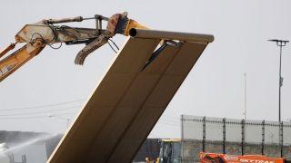 开建前夜 联邦法官阻止川普从军费转移的10亿建墙费