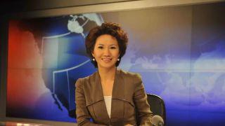 应战FOX女主播的中国女主播刘欣 有何来头?
