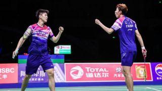 中国羽毛球队3:0完胜日本 11次捧起苏迪曼杯
