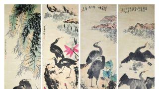 贞观拍卖公司将于6月17日拍卖会展出文玩精品及国际知名画作