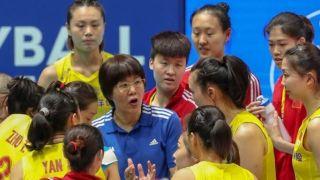 中国女排罕见一幕!3代奥运冠军齐聚一堂