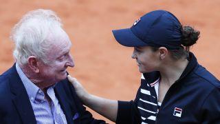 46年后再夺法网女单桂冠 巴蒂书写澳洲网球新篇章(多图)