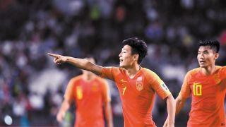 球员武磊身价升至1000万欧元 成中国历史第一人