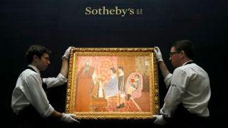 苏富比被法国媒体大亨37亿美元收购 股价暴涨