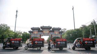 服务升级!丹鸟天猫618期间北京近95%包裹当次日达