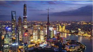 四天之内,中国黄埔江畔传来两个大消息