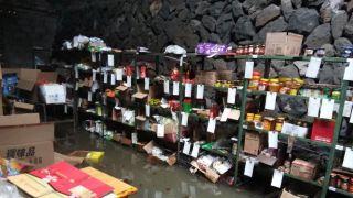 山体滑坡 雨水倒灌 浙江杭州多地遭暴雨袭击