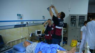 中国首次将5G应急救援系统应用于灾难医学救援