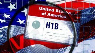 曝美国正考虑对印度设定H-1B签证15%配额上限