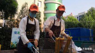 中国90后夫妻弃医摆摊 卖油条年入30万人民币