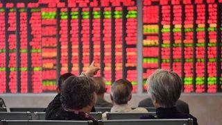 金融股激发市场热情 中国沪指大涨2.38%冲击3000点