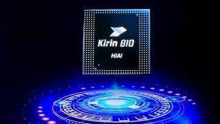 华为发布新款芯片麒麟810 今年前五月手机发货量超1亿台