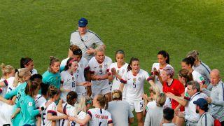 女足世界杯 美国2-1战胜西班牙晋级八强 将迎战东道主法国