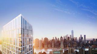 纽约布鲁克林最高摩天楼Brooklyn Point 尊享纽约品质奢华生活体验