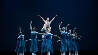 广州芭蕾舞团携《布兰诗歌》《洛神》 登陆纽约林肯中心