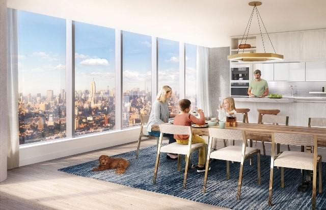 纽约20年减税楼盘 曼哈顿广场一号全新样板间亮相_图1-9