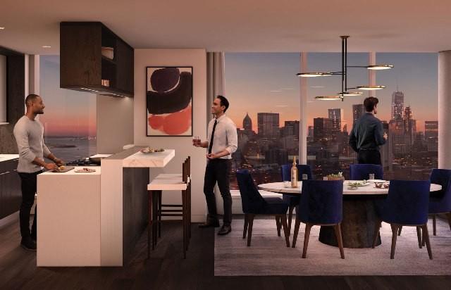 纽约20年减税楼盘 曼哈顿广场一号全新样板间亮相_图1-8