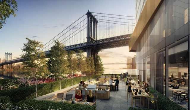 纽约20年减税楼盘 曼哈顿广场一号全新样板间亮相_图1-4