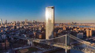 纽约20年减税楼盘 曼哈顿广场一号全新样板间亮相