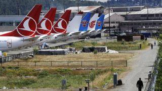 波音客机交付数量大幅度落后于空客 近十年来首见
