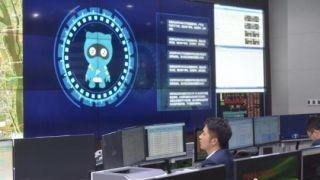 """中国首个供电服务人工智能指挥员在江苏""""入职"""""""