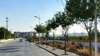 北京新首钢大桥接近合龙:跨永定河大桥的宏大工程