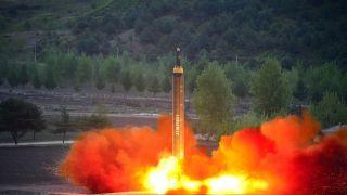 朝鲜威胁恢复核导弹试验 抗议美韩联合军演