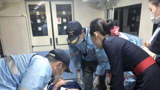 上海飞纽约航班旅客突发疾病 东航放油45吨备降救人